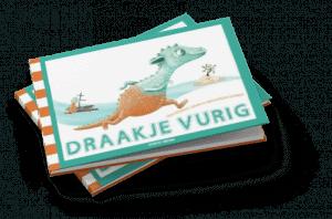 Draakje Vurig - Janneke van Olphen