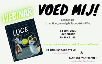 Webinar 'Voed mij!' Geestelijke ondervoeding, onderprikkeling